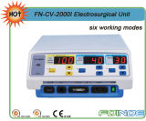Unità chirurgica approvata di Cautery di Electrosurgical del CE di Fn-2000I