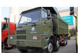 De Vrachtwagen van de Kipwagen van de Mijnbouw van de Vrachtwagen van de Kipwagen van Hova van Sinotruk