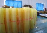 от 75 до 95 подпирают лист PU, лист полиуретана сделанный с желтым прозрачным материалом Polyether девственницы 100%