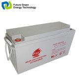bateria acidificada ao chumbo cobrando solar da potência da manutenção 12V45ah livre