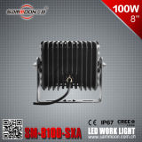 8 인치 100W (20PCS*5W) 크리 말 LED Car Work Driving Light (SM-8100-SXA)