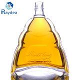 botella de cristal clara Alto-Calificada 700cc de brandy
