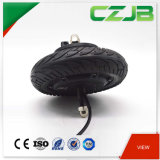 Czjb 48V barato 350W motor eléctrico del eje de 8 pulgadas para la vespa