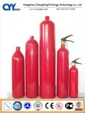 ASME ISOの高圧Seamless Steel Fire Fighting Carbon Dioxide Gas Cylinder