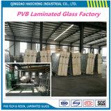 Fábrica barata do vidro laminado do espaço livre PVB do preço (0.38, 0.76, 1.14, 1.52)