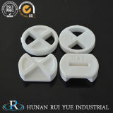 Disco di ceramica dell'allumina di industria nell'alta precisione