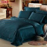贅沢な高品質の絹の寝具はHometextileをセットする