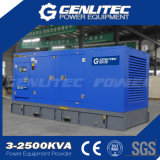 200kVA 방음 침묵하는 Cummins 디젤 엔진 발전기 (GPC200S)
