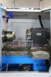 S46精密平床式トレーラーの金属水平CNCの旋盤の機械装置