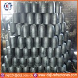 Creuset industriel de graphite de carbure de silicium de grande pureté pour la fonte
