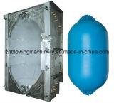 Plastikstrangpresßling HDPE Blasformen-Maschine mit Druckspeicher-Kopf