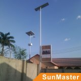 5W 8W 12W 15W 20W 25W 30W 50W 60W 70W 80W 90W 100W 40W Integrated tout dans un réverbère solaire de DEL