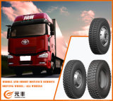 Radial Tire, TBR Tire, All Position Wheel, Tubeless Tire