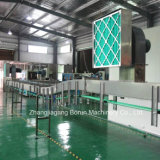 Preço Flavored da maquinaria da planta de engarrafamento do engarrafamento da água