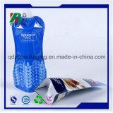 Sac Shaped de plastique stratifié pour le module de gelée avec le bec