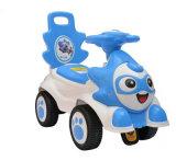 """""""trotinette"""" do bebê, carro para o bebê com toalete, carro do balanço da torção"""