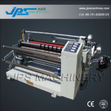 No tejido, espuma, película, etiqueta, autoadhesivo, Máquina de corte longitudinal y rebobinado del rollo de papel