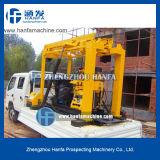 Буровое оборудование Hft-200 установленное тележкой