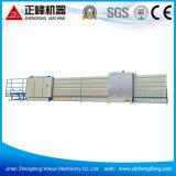 Vertikale isolierende Glaswaschmaschine