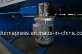 2017 Scherpe Machine van het Aluminium 6X4000 van Estun E21s QC12y de Hydraulische