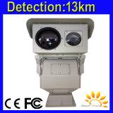 Камера воинского IP ранга оптически и термально PTZ