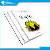 Impresión del libro de niños del color del Hardcover A4