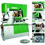 Ironworker hidráulico de Q35y, Ironworker universal para a venda, trabalhador de Multifuction do ferro