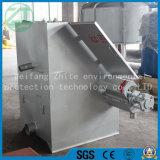 Behandel Separator van de Vaste-vloeibare stof van het Type van Scherm van de Mest, van de Mest Niaopao en van het Water van de Mest van het Vee de Diagonale