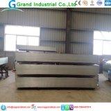 Metal ondulado galvanizado Grandsteel de China que telha a chapa de aço