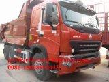 Dumper Tipper/тележки сброса колес 6X4 Sinotruk HOWO A7 10, 336HP, Rhd/LHD с евро II, коробка формы u