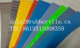 Folha de borracha com nervuras fina industrial no rolo (GS0501)