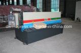 2017 heißes Blatt-metallschneidender Maschinen-Preis des Verkaufs-QC12y 8X4000