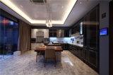 Welbomの贅沢な新しいモデルの現代光沢度の高い食器棚