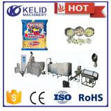 El certificado del acero inoxidable ISO9001 sopló máquina del alimento de bocados