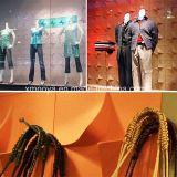 Самомоднейшая отличаемая доска стены 3D конструктора Textured для магазина декоративного