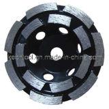Абразивный диск чашки диаманта для бетона