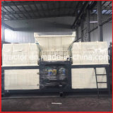 Double Shafts Paperboard / Paper Box / Cardboard / Carton / Waste Recycling Machine