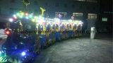 خارجيّة ملعب أطفال قافلة تموين كهربائيّة [تركلسّ] لأنّ [أمسومنت] متنزّه
