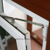 Glass helado Aluminium Window con Dual Open Ways (HM-359)