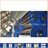 Машина пряжи вискозы CVC полиэфира хлопка закручивая с Ce&ISO9001