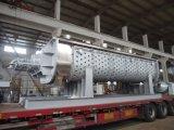 Secador industrial de la lámina de la depresión del lodo para la industria química