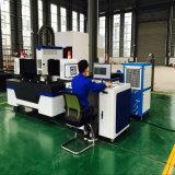 Machine de découpage de laser de fibre de tôle d'acier de plaque d'acier inoxydable