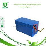 Paquete 12V 20ah de la batería de litio para la potencia de reserva