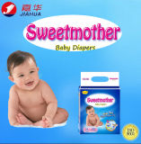 2015 новое Breathable Disposable Baby Diaper с Super Absorption