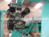 切断Large Wood Use Horizontal 25HP Diesel Portable Sawmill