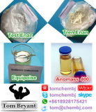 Injeciton semifinito steroide Mixed Anomass 400 per il guadagno del muscolo