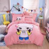 Хлопок 100% напечатал комплекты кровати младенца