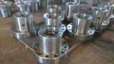 Pièces pétrochimiques de pièces forgéees dans le pétrole et l'industrie du gaz