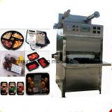 Precio de Whth de la máquina del lacre de la bandeja de la fruta del alimento del vacío del acero inoxidable el mejor
