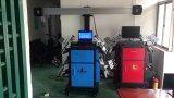 Instrumento 3D de posicionamento de quatro rodas resistente